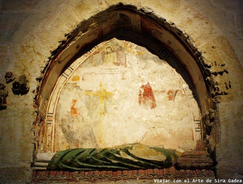 02 Arcosolio del canónigo don Alonso García catedral zamora Sira