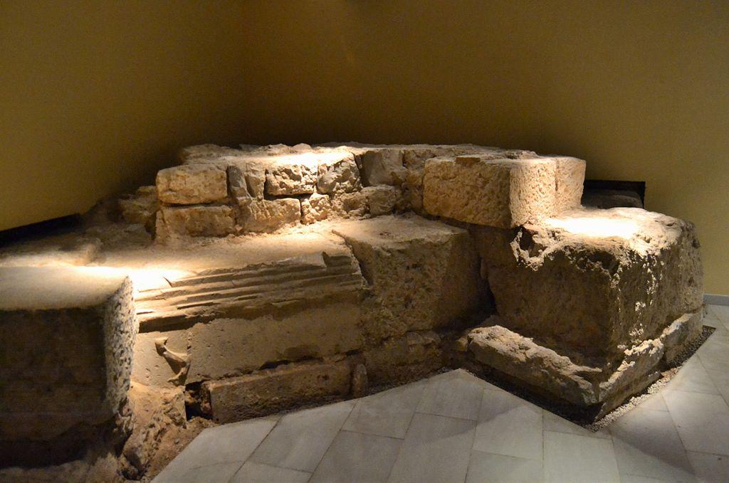 Capçalera_de_la_catedral_visigoda,_cripta_arqueològica_de_la_presó_de_Sant_Vicent_Màrtir,_València