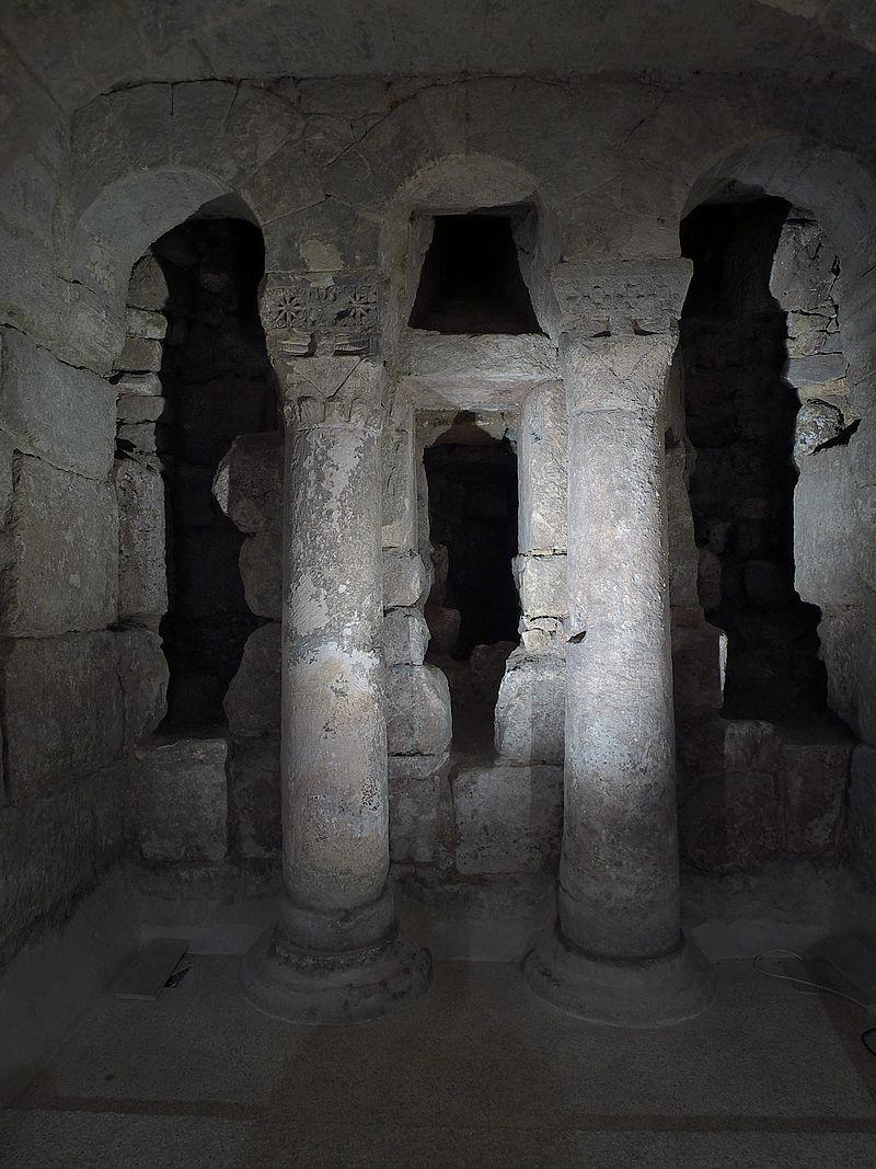 Cripta_de_San_Antolín._Catedral_de_Palencia