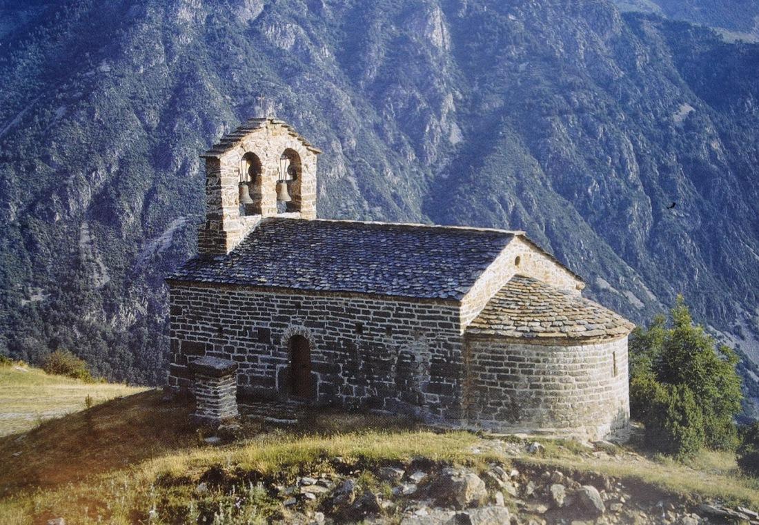 Resultado de imagen de Ermita de San Quirce de Durro