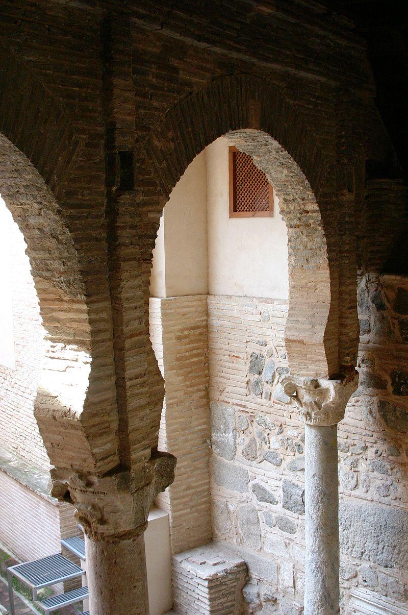 Ruins_-_Iglesia_del_Salvador_-_Toledo