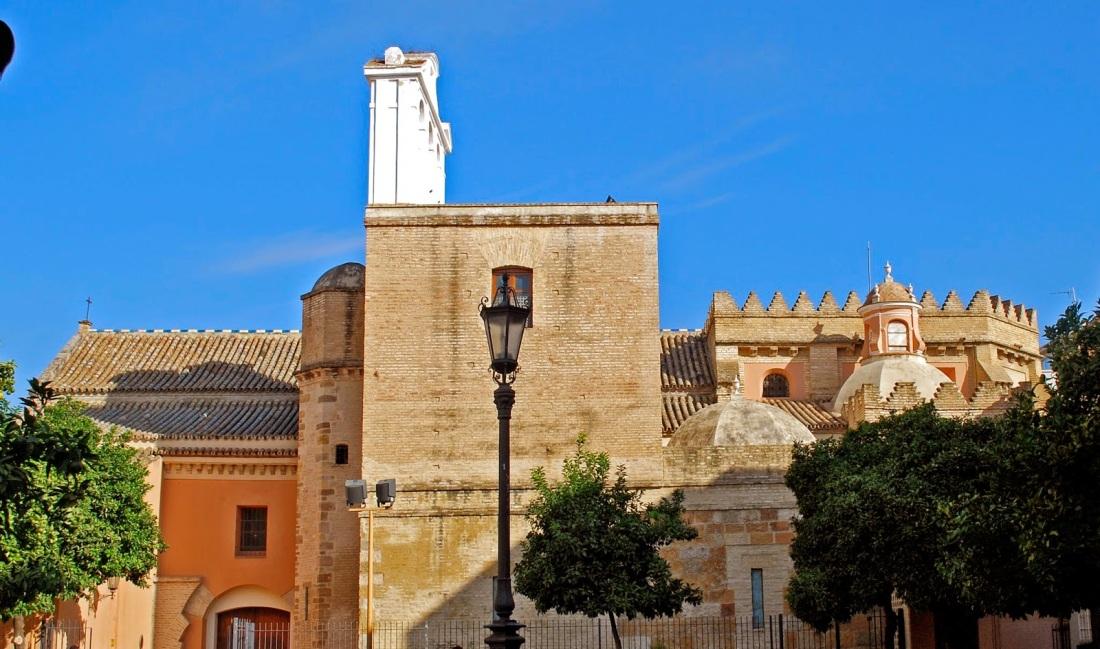 Resultado de imagen de Iglesia de San Andrés sevilla