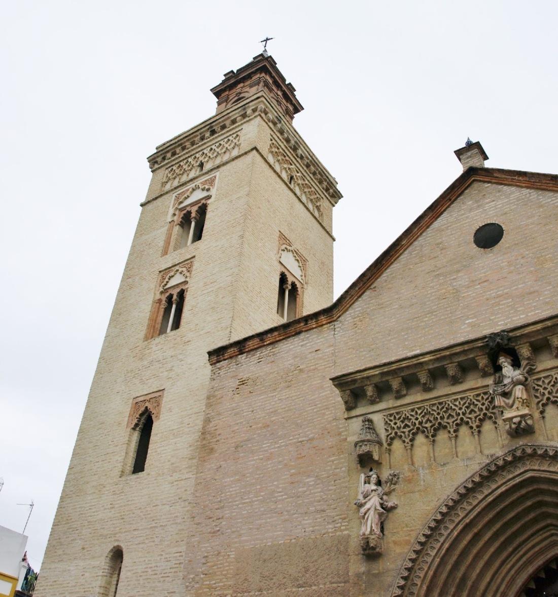 Resultado de imagen de Iglesia de San Marcos sevilla