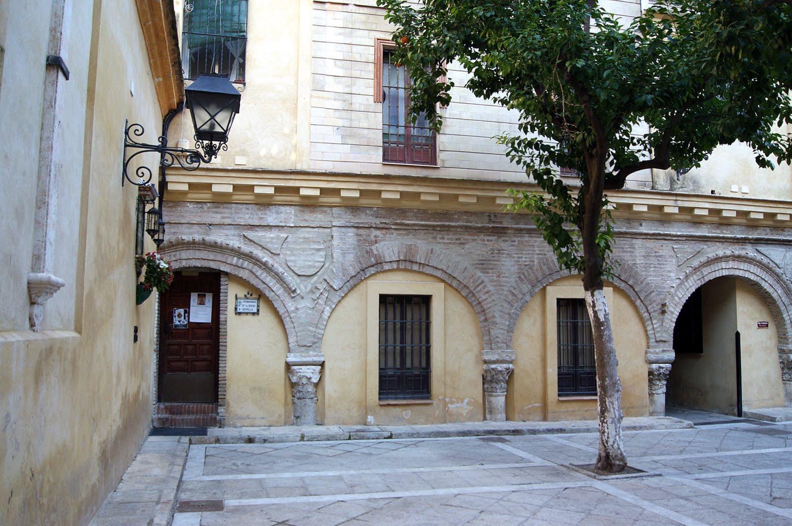Leyendas de Sevilla: Iglesia Colegial del Divino Salvador -I ...
